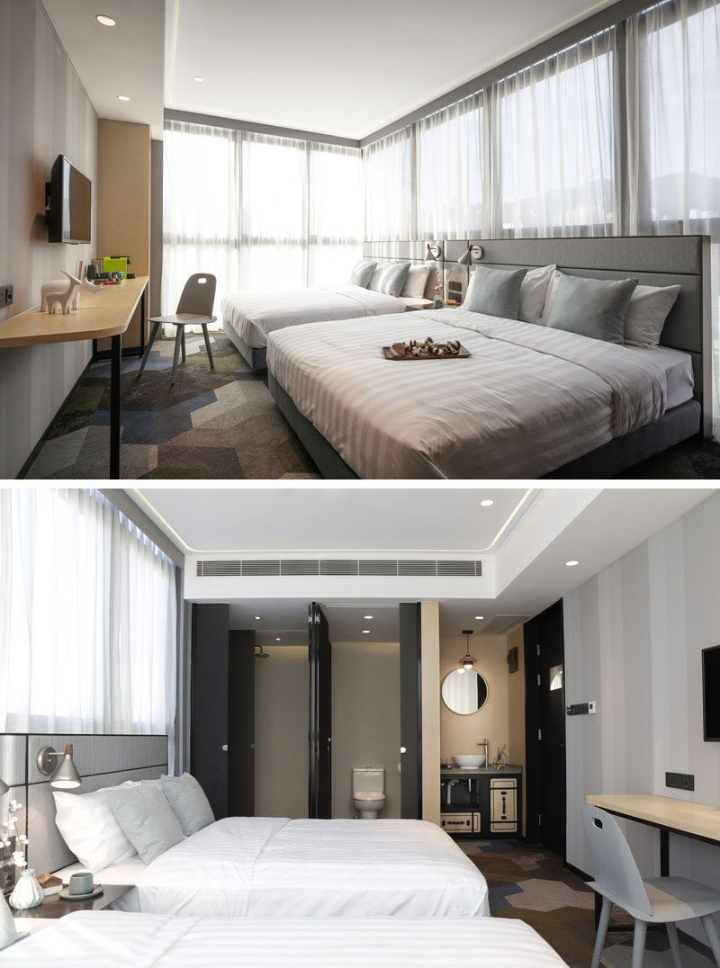 Hotel Room Design: ARTTA Concept Studio Have Designed The Interiors Of Hotel