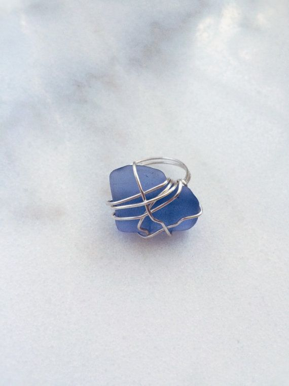 Wire sea blue size wire center genuine sea glass ring cobalt blue wrapped sea glass ring size 6 75 rh pinterest co uk barbed wire barbed wire keyboard keysfo Choice Image