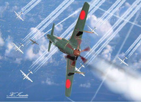 幻の航空戦   AviationArt(模型飛行機バカの日記) - 楽天ブログ