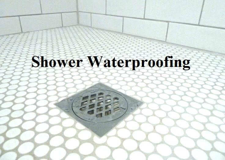 Shower Waterproofing? Is it Important?  Waterproofing plays a vital role in the bathrooms where there is the possibility of water leakages. It includes painting a liquid rubber membrane, which creates a sealed area. It is very useful at tiles or grouts because water leak out is possible. o fix. Overlooking waterproofing can invite a lot of problems to your dream house. But here we will only talk about shower waterproofing.