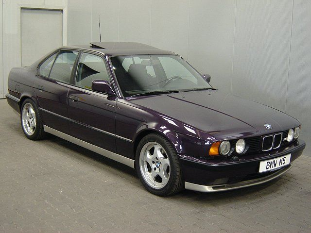 Bmw M5 E34 Generation For My Bmw Aficionados Possibly The Best