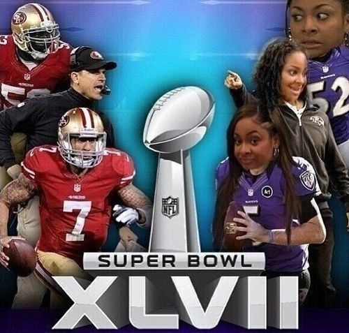 The Internet Responds To The Super Bowl XLVII
