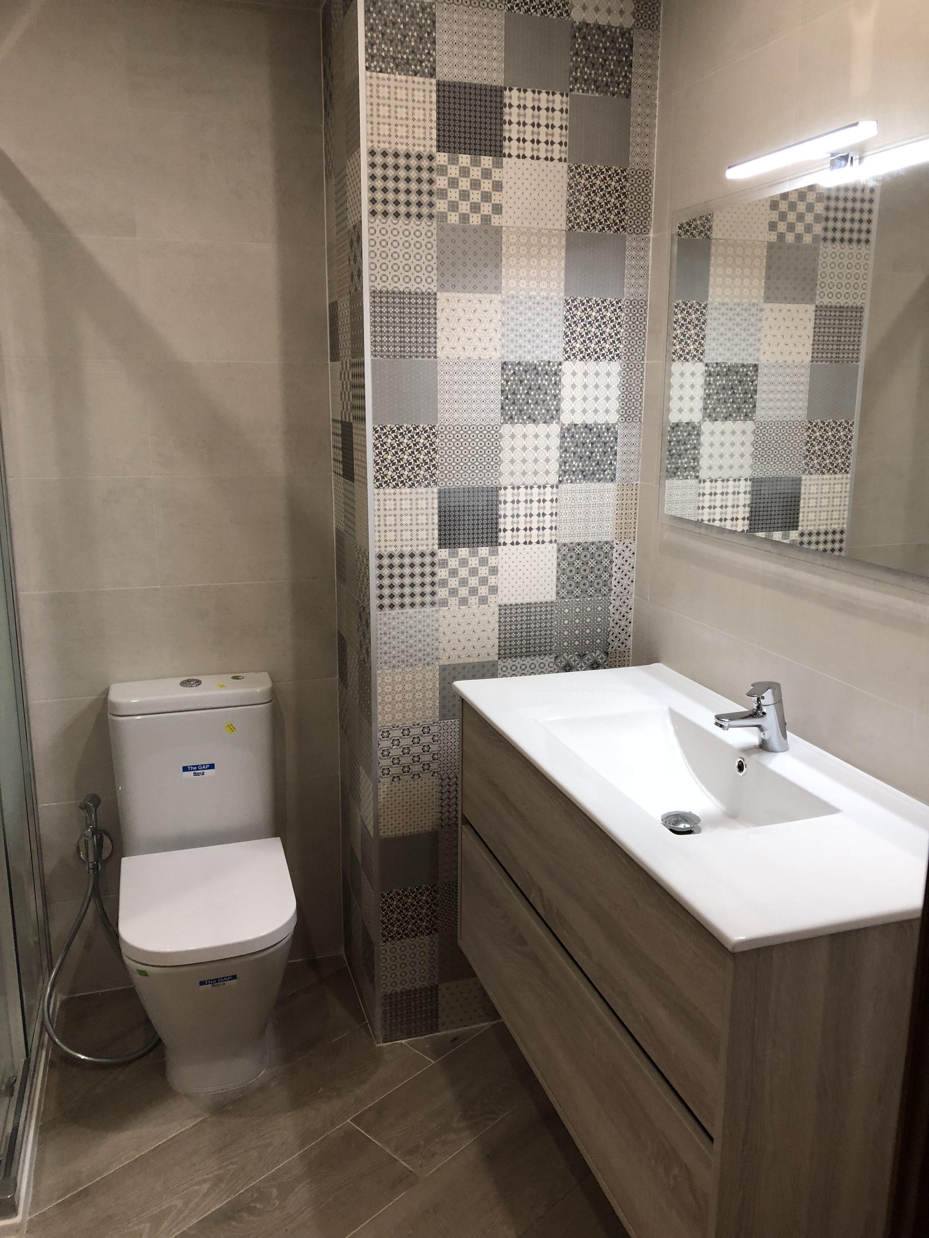 ba o reformado ba os modernos bathroom y toilet On fotos de cuartos de bano reformados