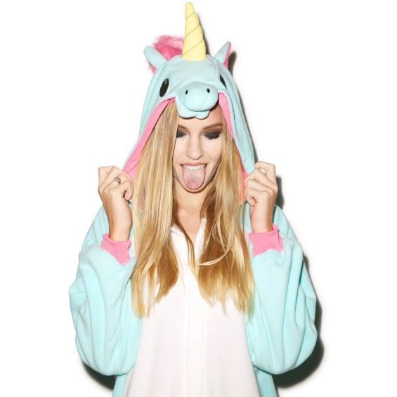 Blue Unicorn Onesie  f0884b681