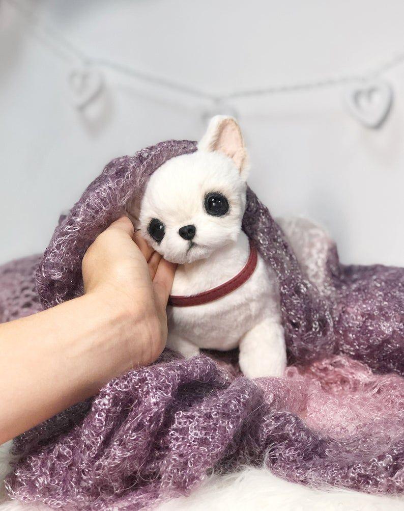 Chihuahua Chihuahua Puppy Ooak Chihuahua Dog Realistic Etsy Chihuahua Puppies Puppies Chihuahua Dogs [ 1003 x 794 Pixel ]