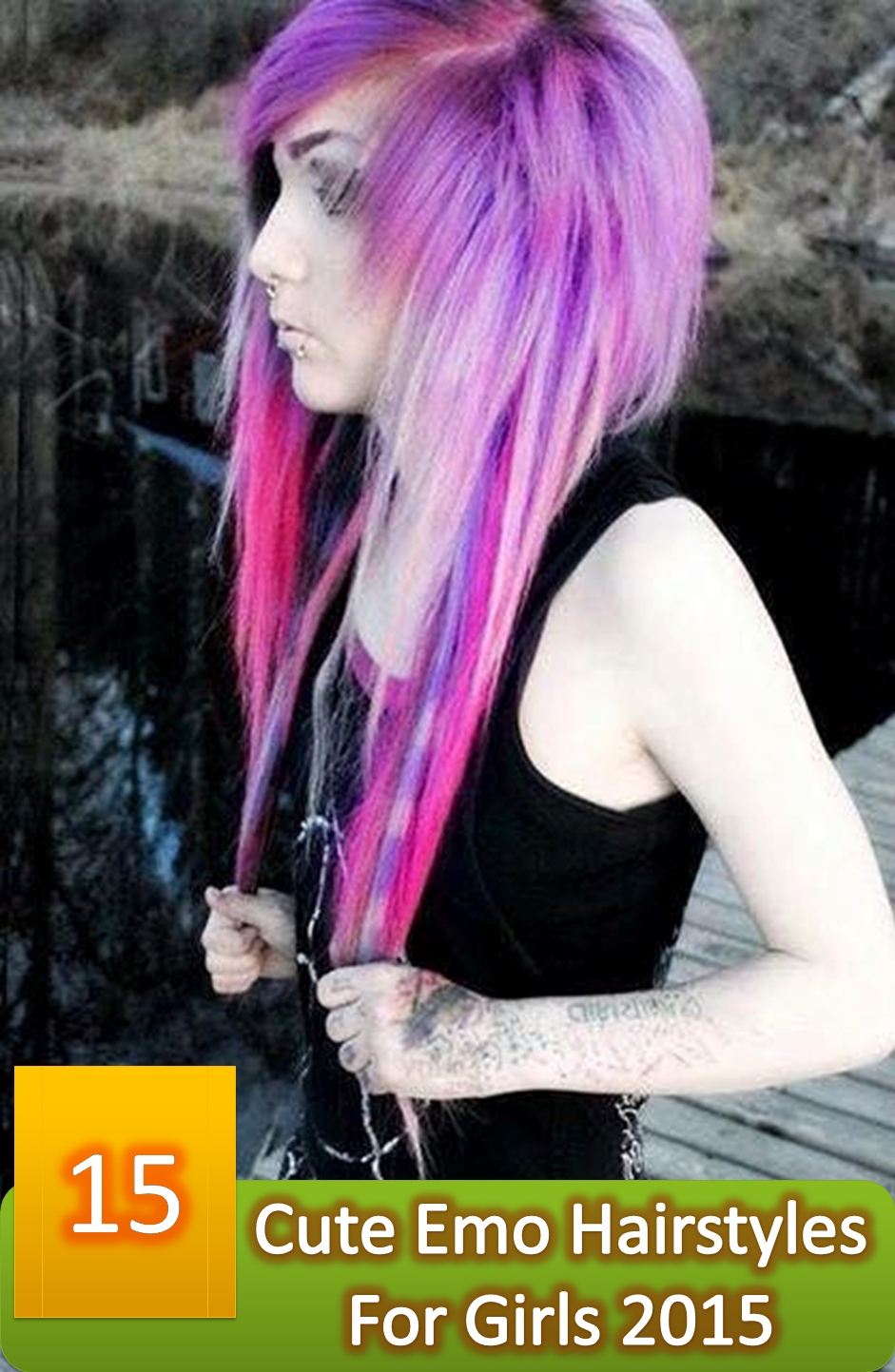 cute emo hairstyles for girls emo hairstyles emo and