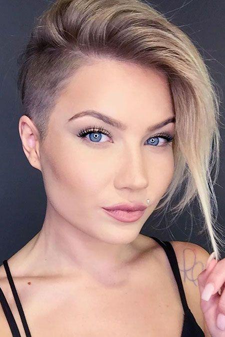 25 Acconciature con taglio corto »Acconciature 2020 Nuove acconciature e colori di capelli