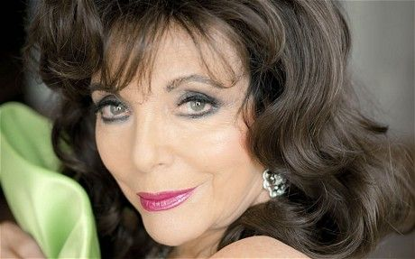 Joan Collins: 'I am a feminist, but I enjoy being a woman' - Telegraph