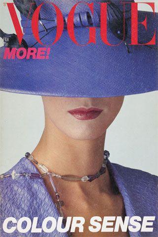Vogue uk February 1979
