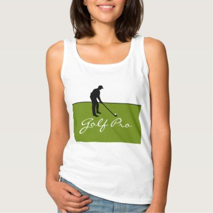#professional - #Golf Professional Tank Top