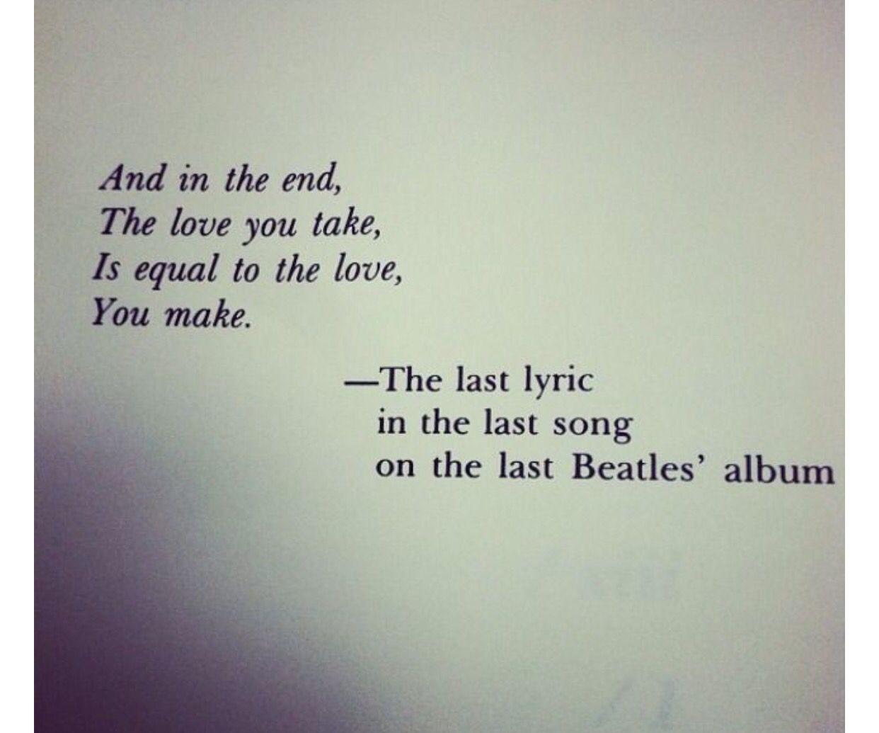 So True With Images Beatles Quotes Music Quotes Lyrics