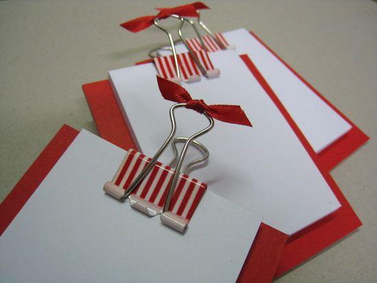 Bloggang.com : Pook_nana : กระดาษโน๊ตน้อยๆ...ของขวัญปีใหม่