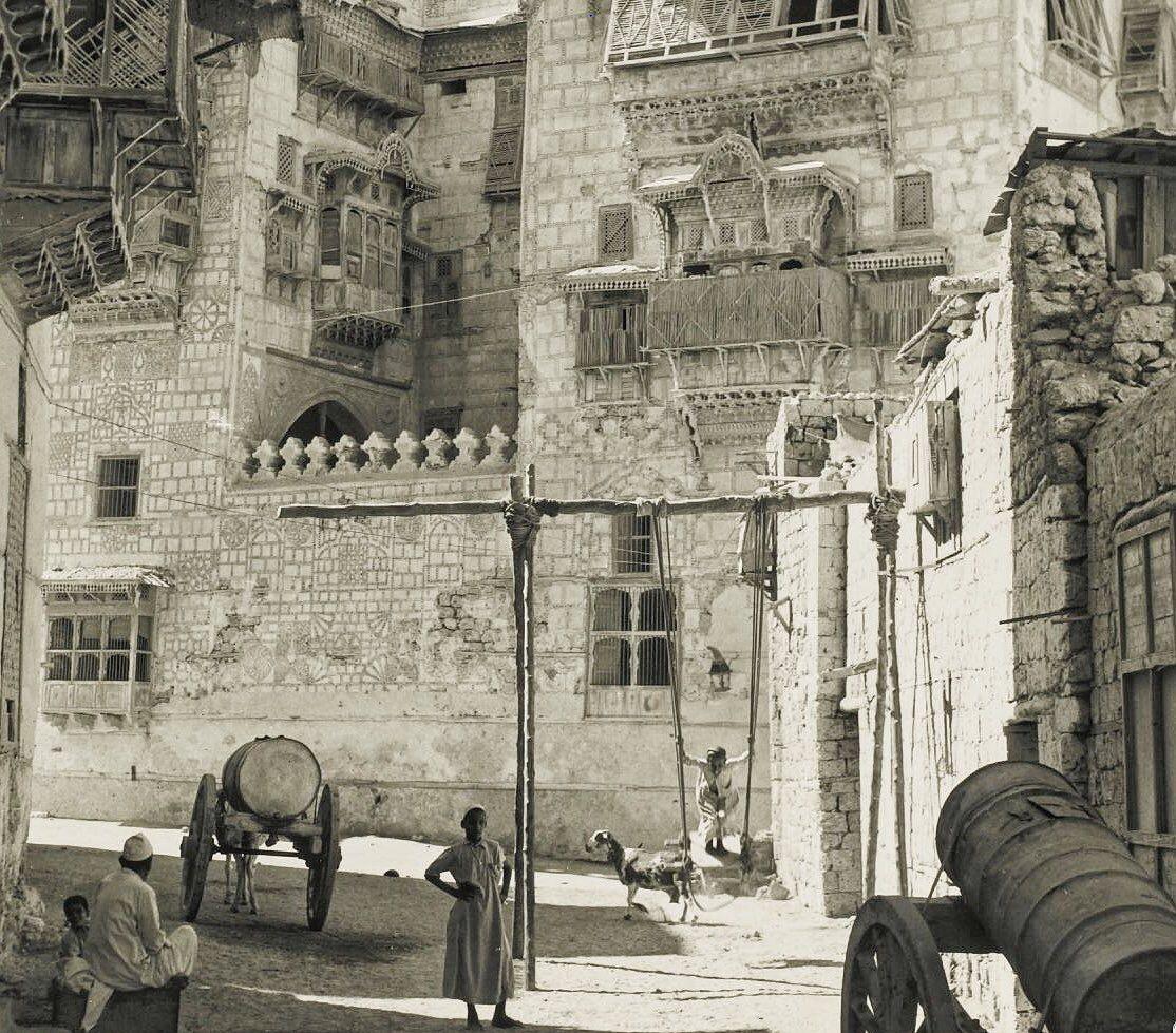 مدينة جدة بالخمسينات History Pictures Architecture Old Islamic Images