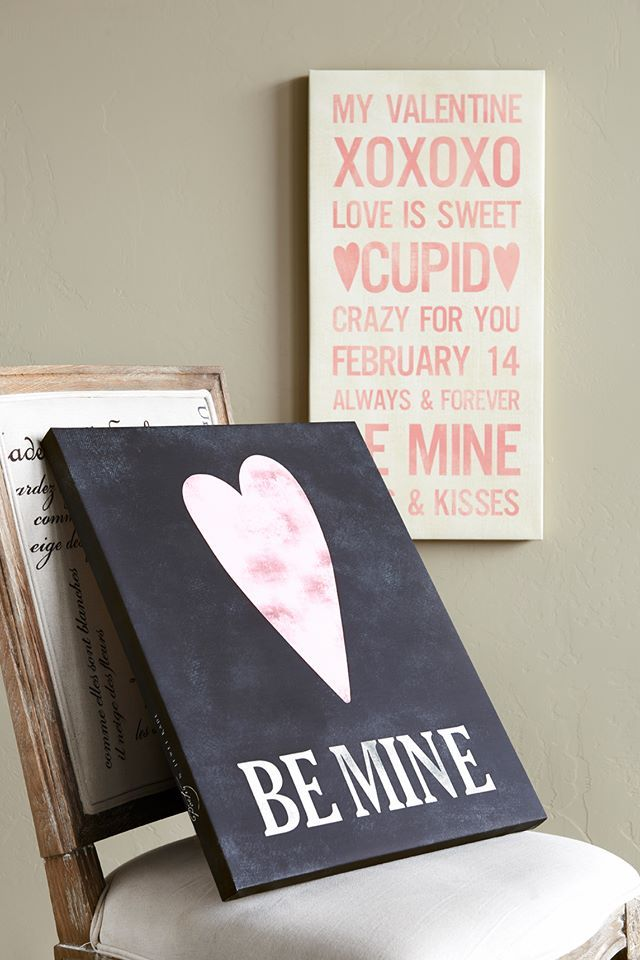 Happy Valentine's Day...I love our GORGEOUS custom canvases from JK.  To create your own special canvas visit: catherine.jewelkade.com