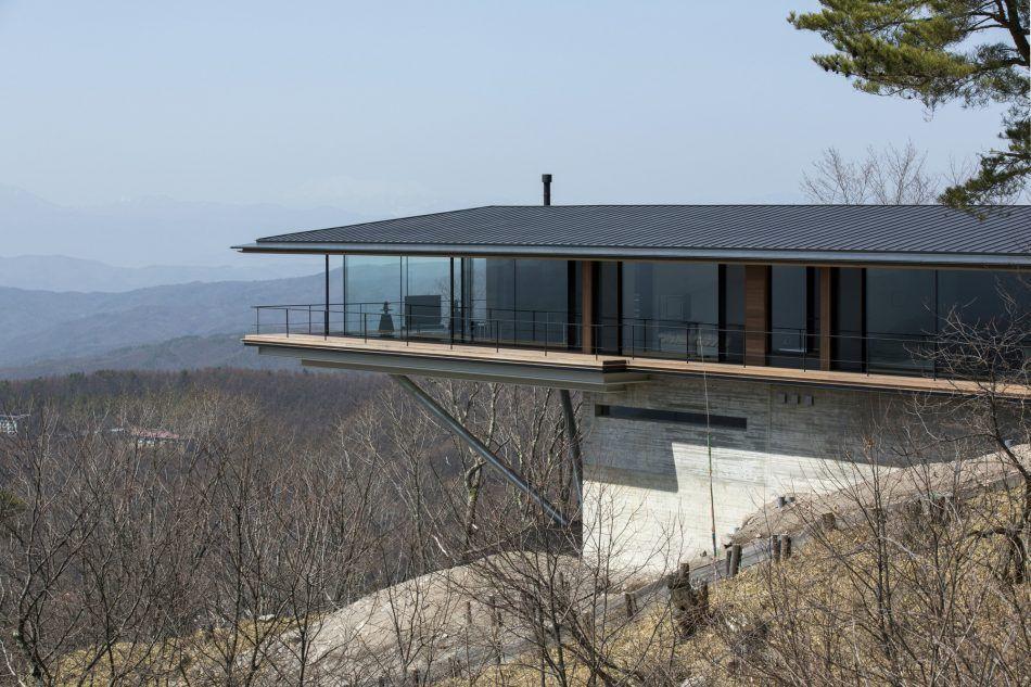 Modern Architecture Journals house of the day: house in yatsugatakekidosaki architects