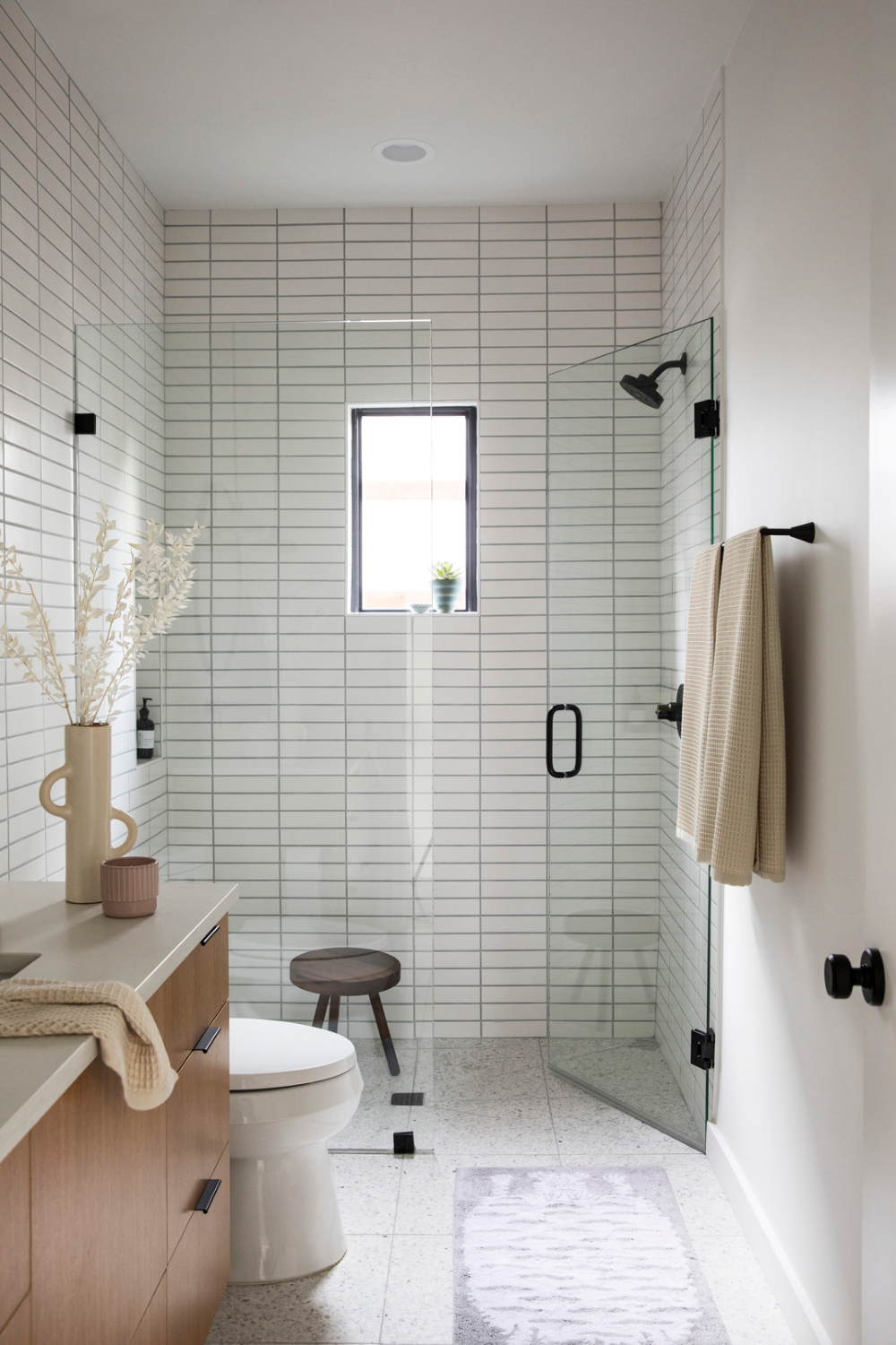 Photo of Our West Elm Bedroom and Bathroom Collaboration — The Effortless Chic