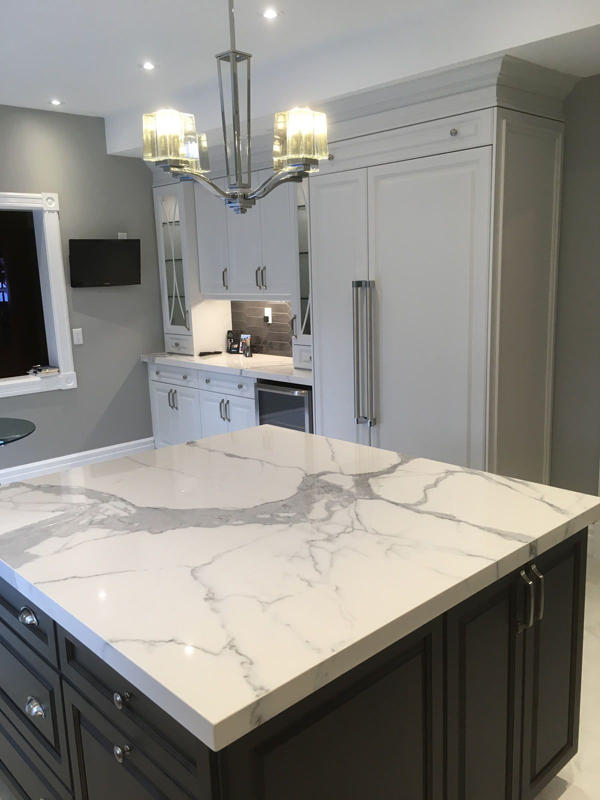 Custom Porcelain Countertops Contractor Toronto (With images)  Porcelain countertops