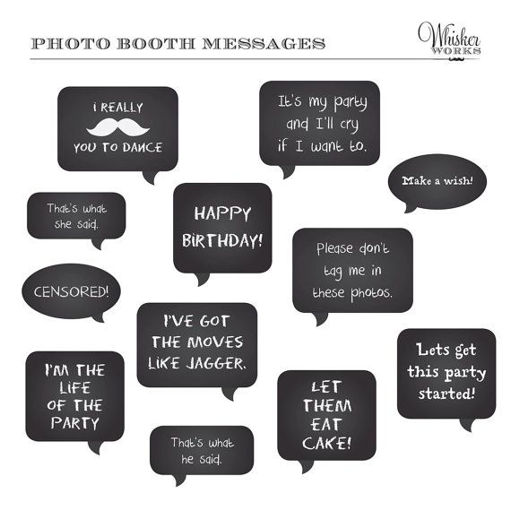 Diy Photo Booth Printables Chalkboard Signs Birthday Etsy Baby Shower Photos Baby Shower Photo Booth Diy Photo Booth