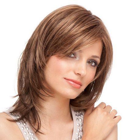 Frisuren Halblang Gestuft Frisuren Haarschnitt Lang Haarschnitt