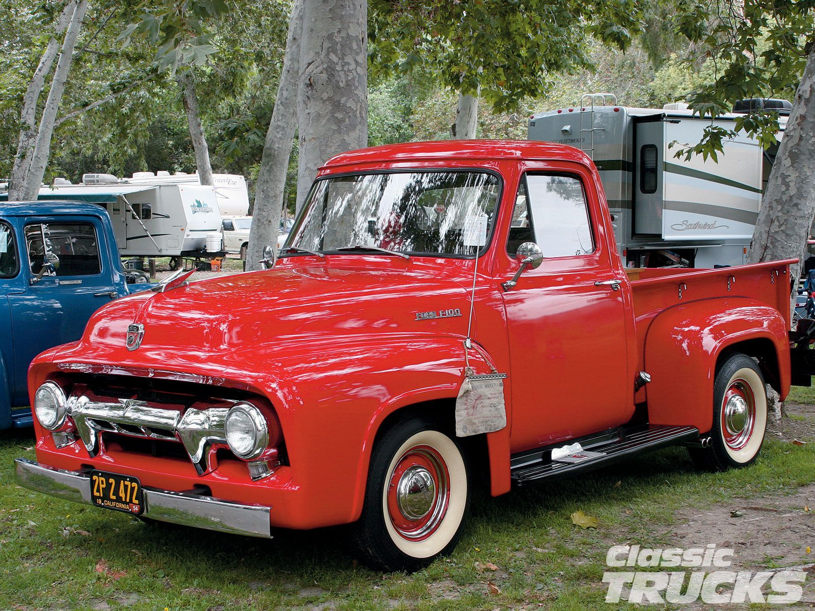 vintage ford pickups | 2009 Ford F100 Western Nationals Prime ...