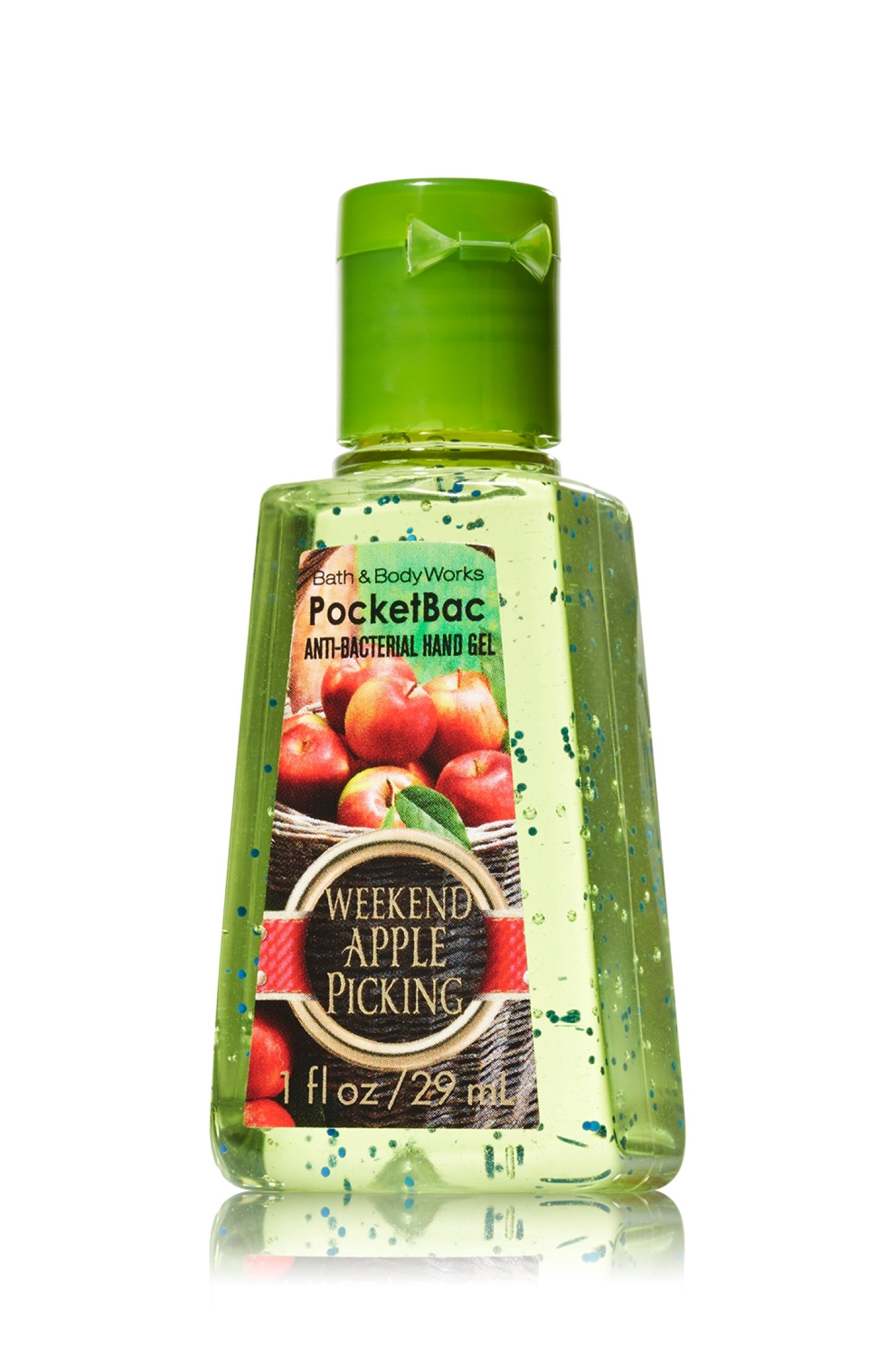 Weekend Apple Picking Pocketbac Sanitizing Hand Gel Soap