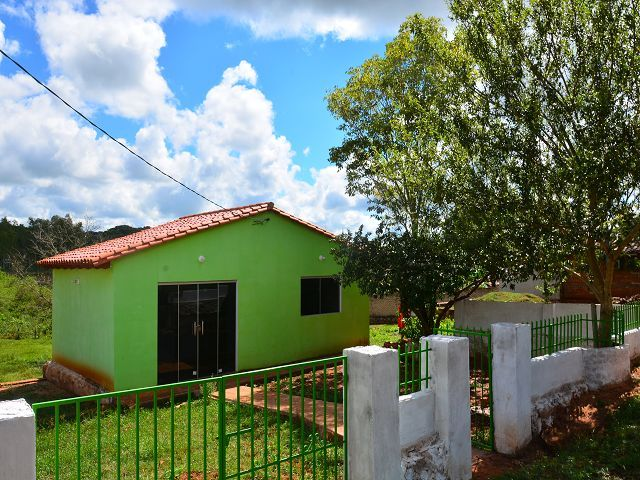 Piribe Paraguay Immobilien Kaufen Neues kleines Haus