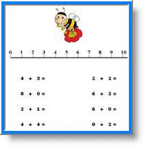math worksheet : 1000 images about math on pinterest  first grade math worksheets  : Free Addition Worksheets For 1st Grade