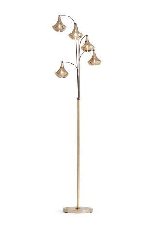 Buy Sloane 5 Light Floor Lamp Online Today At Next Rep Of Ireland