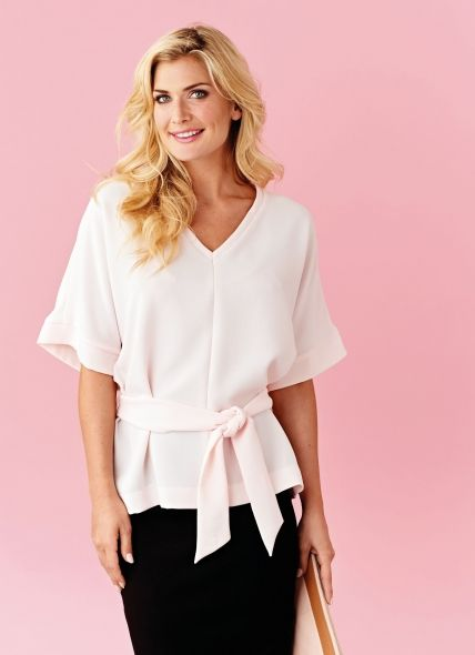 Stefani Blouse - Free sewing patterns - Sew Magazine