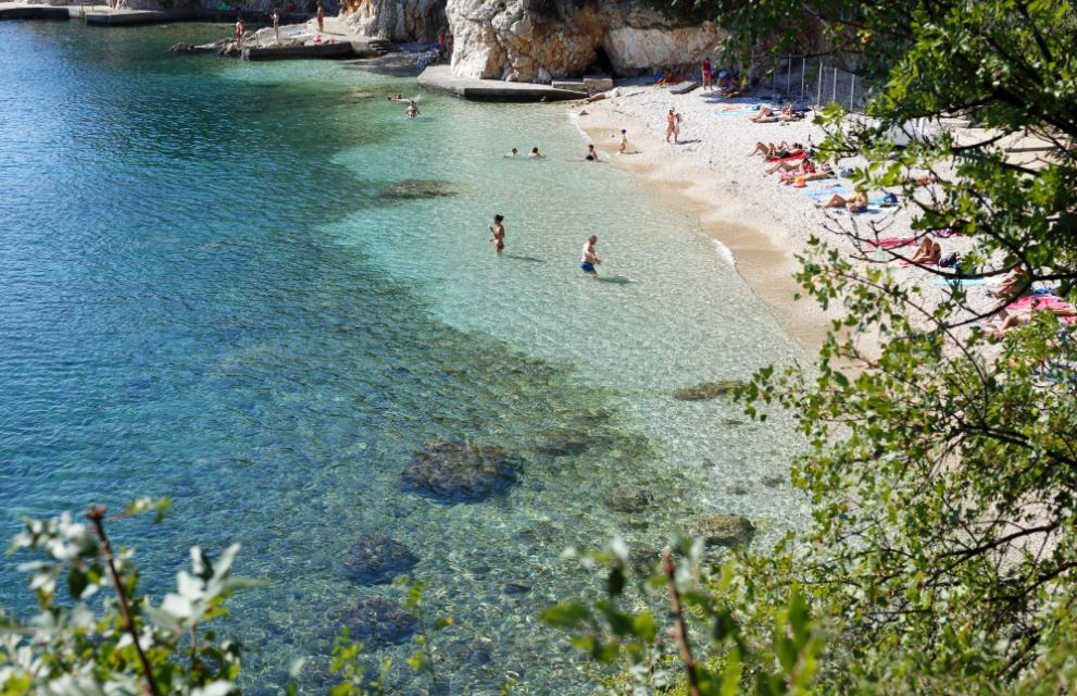 Rijeka Beach Guide Rijeka Croatia Beach Beautiful Beaches