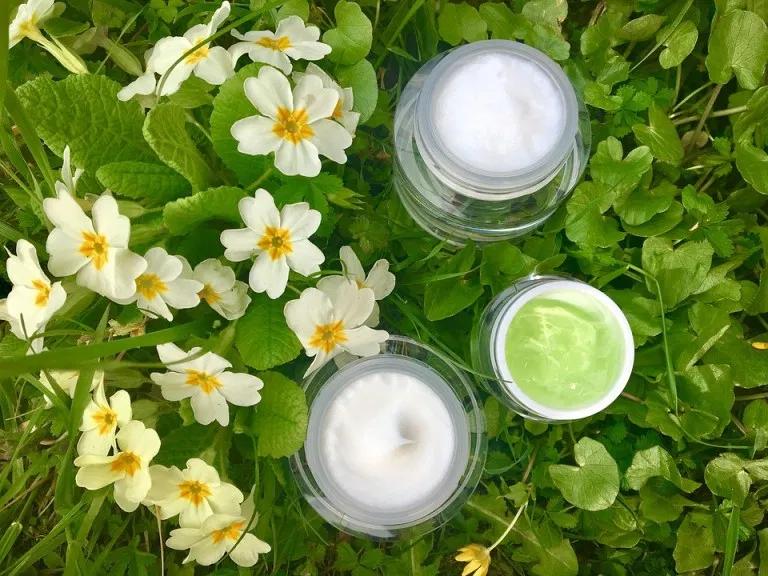 Receta fácil de crema hidratante casera - Crianza en Verde..