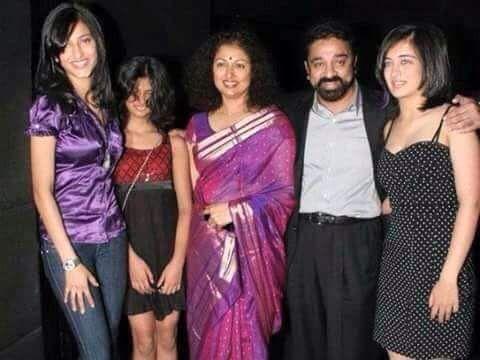 Kamal haasan and sarika wedding pictures