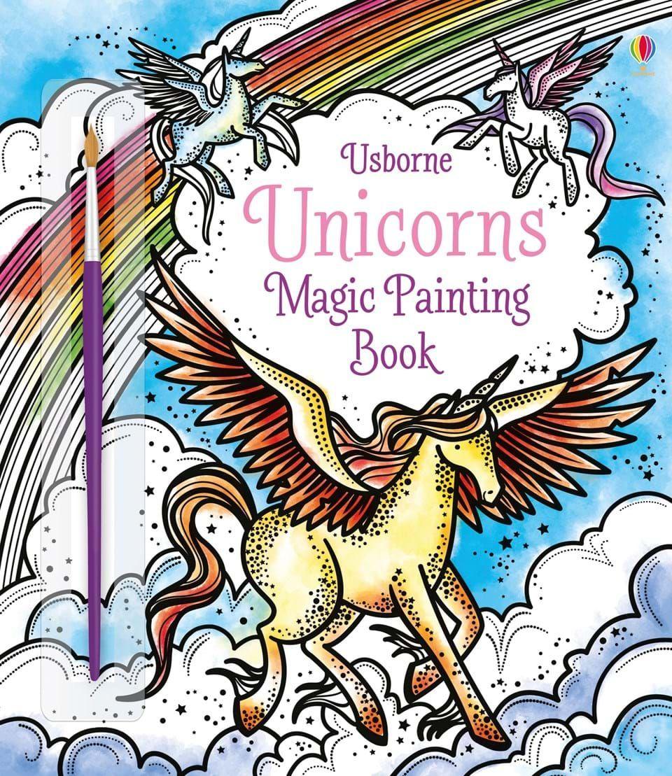 """Magic painting unicorns"" at Usborne Children's Books ..."