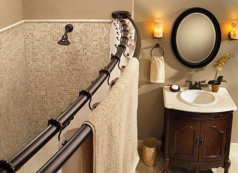 Dn2140owb Moen Shower Rod Amazing Bathrooms Best Bathroom Faucets