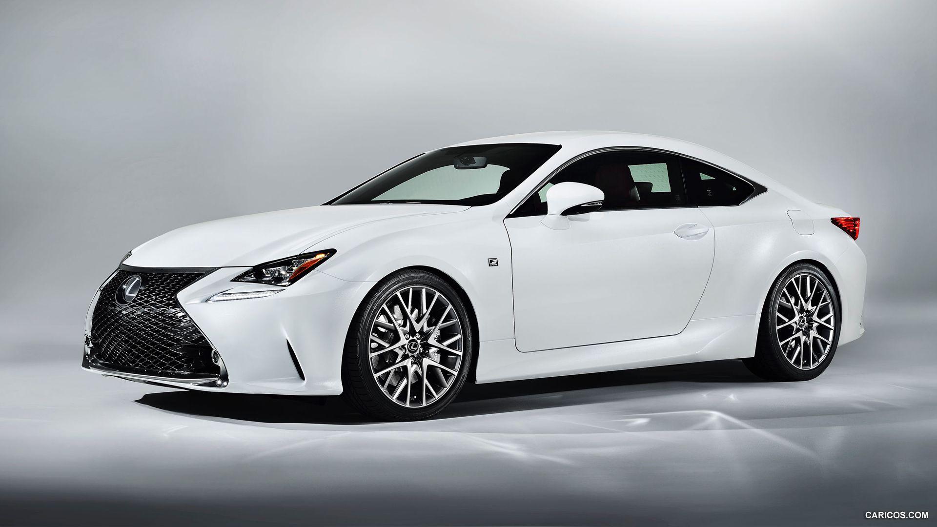 Lexus RC Lexus cars, New lexus, Sports car