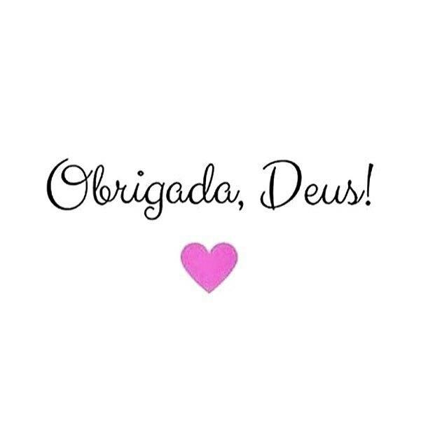 Obrigado Deus Deus Pinterest God Frases E Gods Love