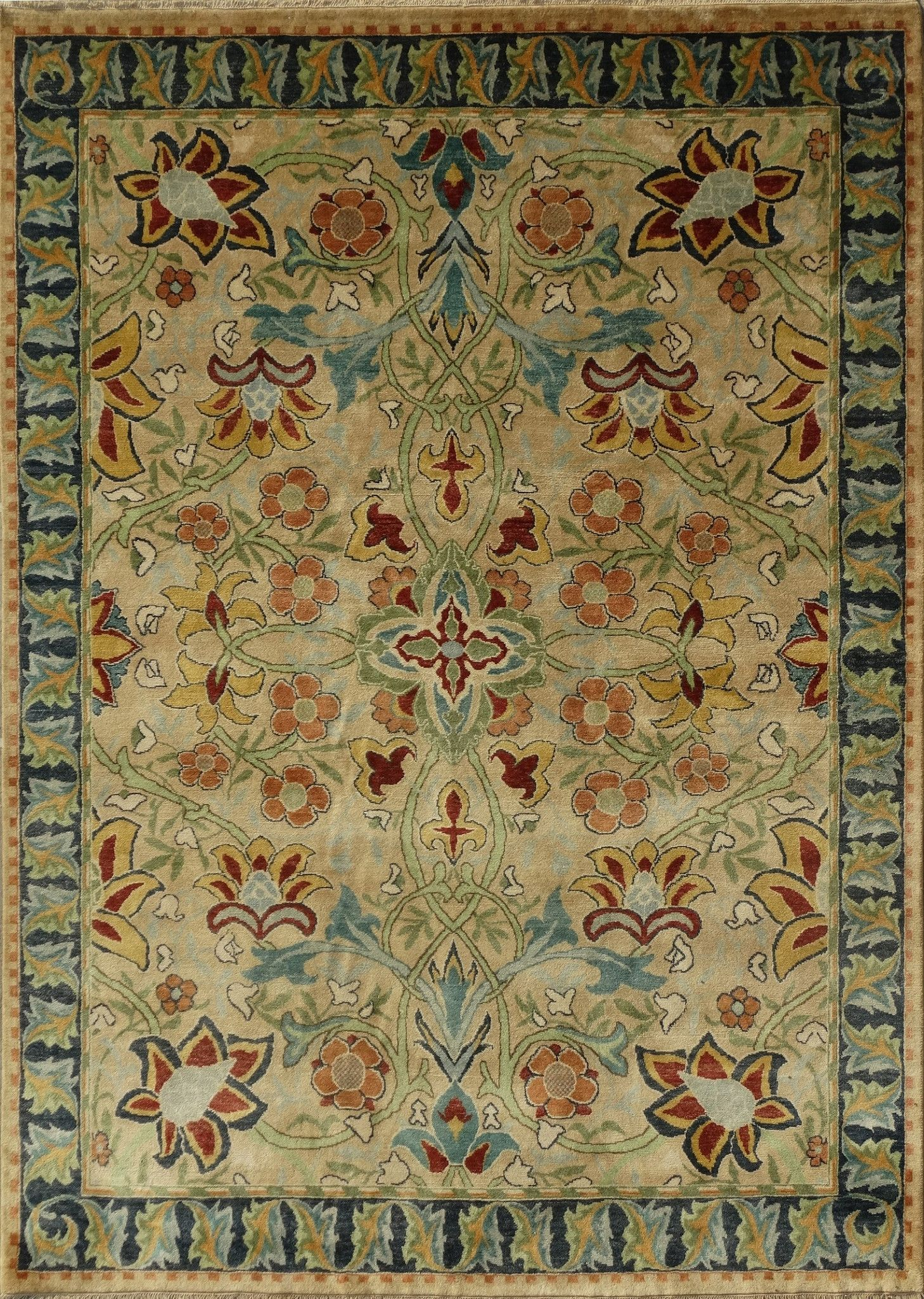 Redcar Craftsman Rugs Arts Crafts House Rugs On Carpet