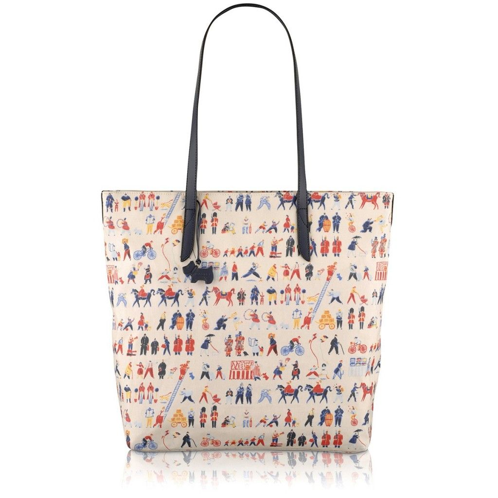 Radley Streets of London Large Tote Shopper. This large Radley ...