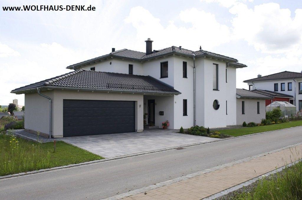 Denk Architekten Leipzig wolfhaus denk fertighaus mit walmdach eingangsbereich wolfhaus