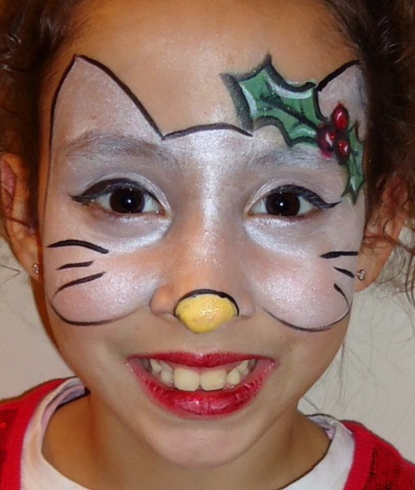 Pin by Дарья Добрынина on Schmink | Carnival face paint ...