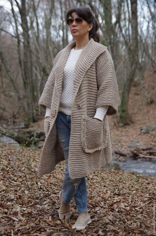 6a8a527cde16 Кофты и свитера ручной работы. Ярмарка Мастеров - ручная работа. Купить  Кардиган вязаный