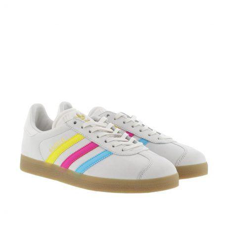 adidas Originals Sneakers – Gazelle Sneaker Vintage White Multicolor – in  grau, bunt – Sneakers