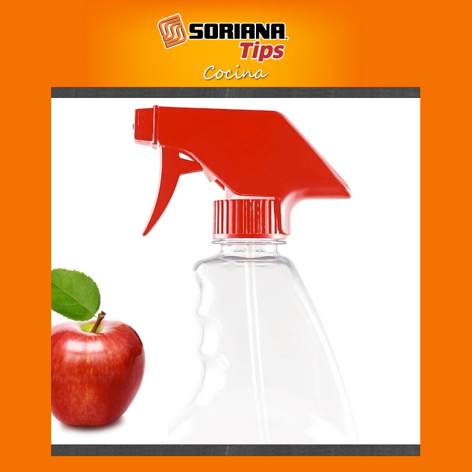 Crea tu propio desinfectante de frutas en cuesti n de - Crea tu cocina ...