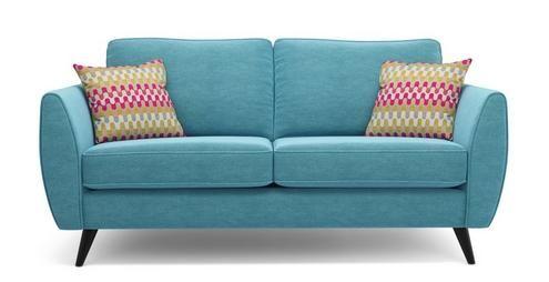 Aurora 3 Seater Sofa Plaza | DFS | Decorating/Furniture/Interior ...