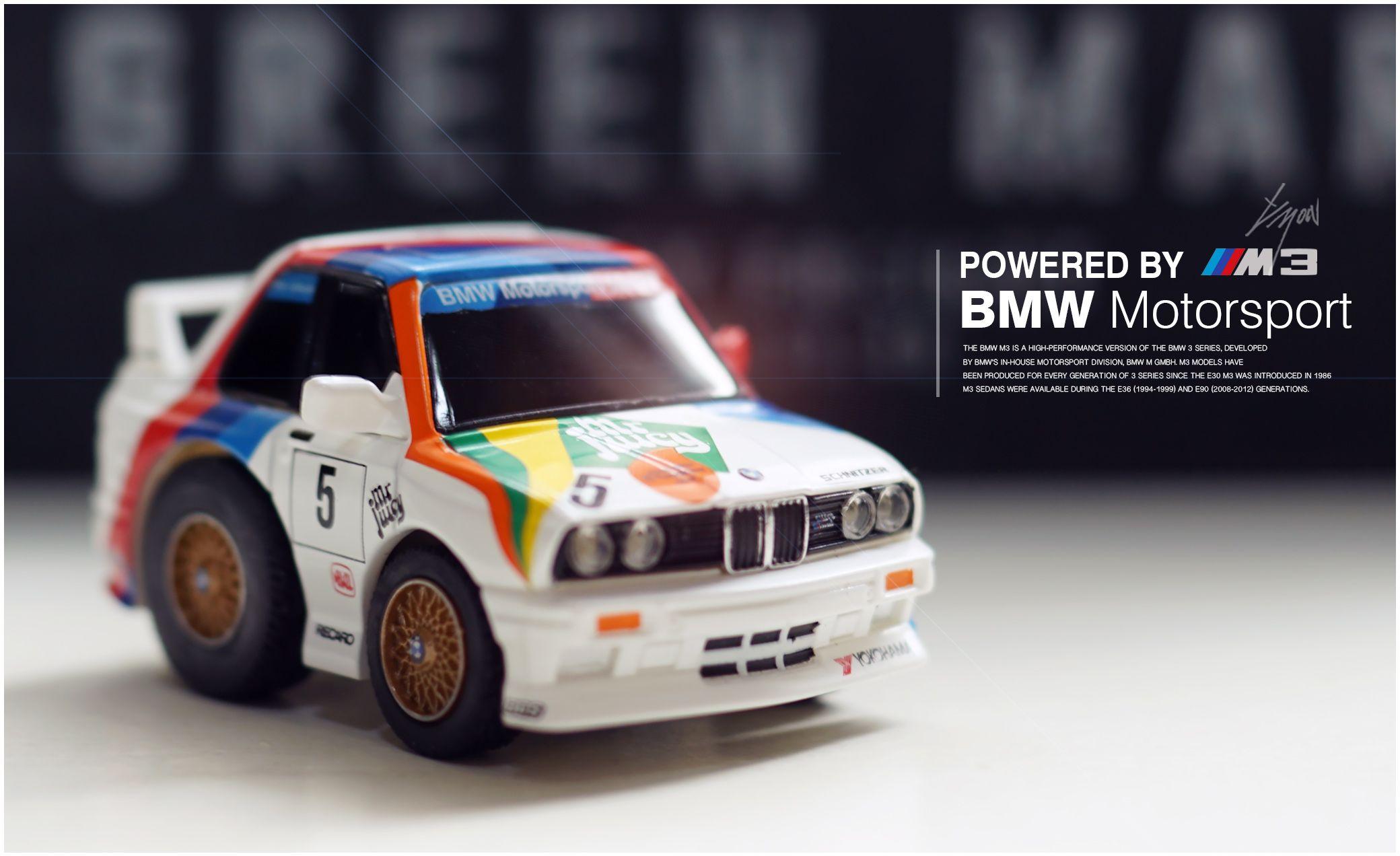 Pin By Amonlin On Choro Q Toy Car Bmw Motorsport