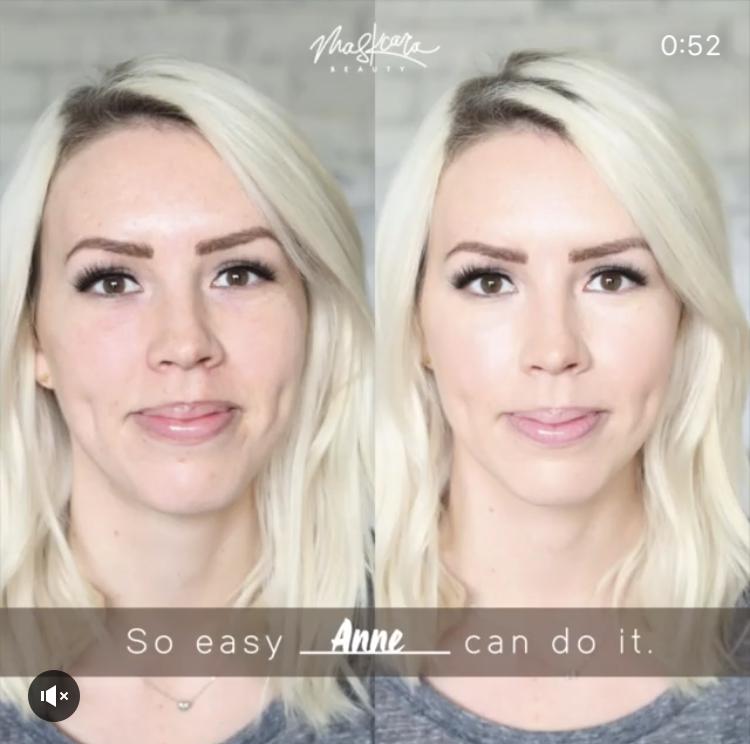 Makeover Sadie – Maskcara