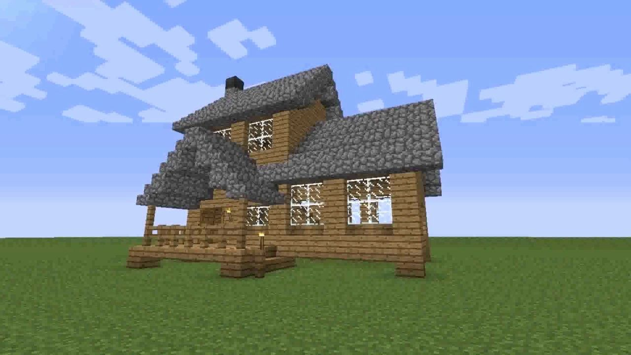 Cool Small Minecraft House Ideas Unique Minecraft Building Plans Wallpapers Modernouse Co Easy Minecraft Houses Cute Minecraft Houses Minecraft House Tutorials