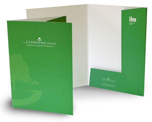 we offers cheap presentation folder printing in uk