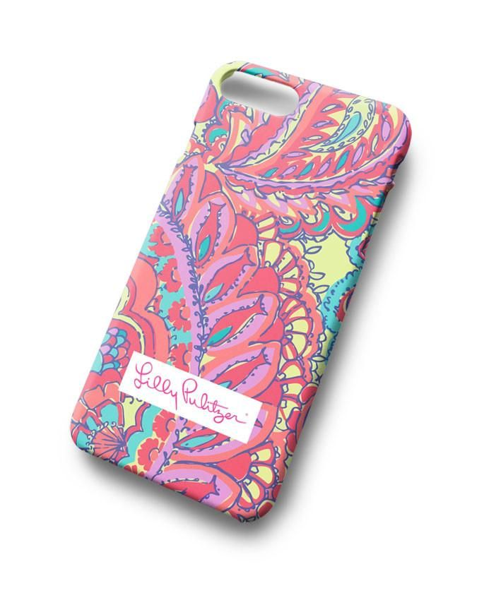 Lilly Pulitzer Feelin Groovy For iPhone 7 And 7 Plus