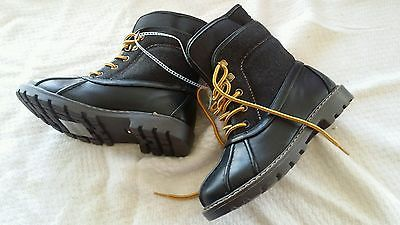 Youth shoe size 13 black Tommy Hilfiger duck boots Brand new SUPER FAST SHIPPING Ready to ship today check this and more items that are 20% off